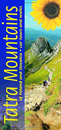 Tatra Mountains of Poland and Slovakia: Car Tours and Walks (Landscapes) (Sunflower Landscapes) Cover