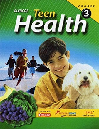 Teen Health, Course 3, Student Edition Cover