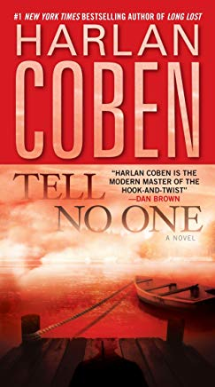 Tell No One: A Novel Cover