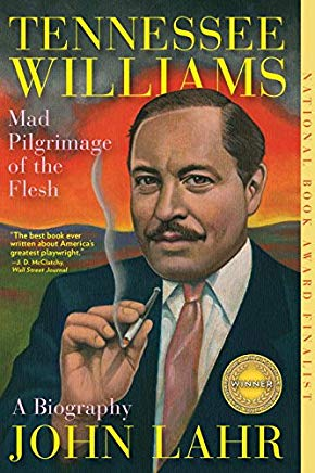 Tennessee Williams: Mad Pilgrimage of the Flesh Cover