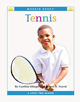 Tennis (Wonder Books Level 2-Sports) Cover