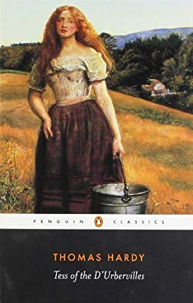 Tess of the D'Urbervilles (Penguin Classics) Reissue Edition by Hardy, Thomas published by Addison Wesley (2003) Paperback Cover