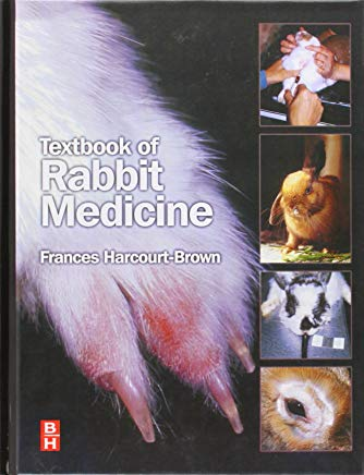 Textbook of Rabbit Medicine Cover