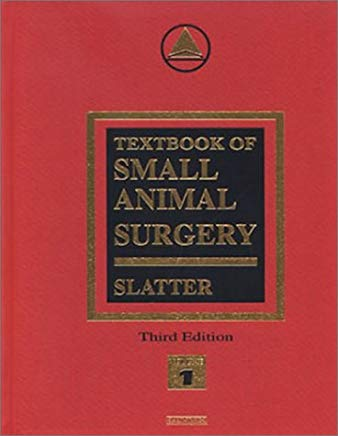 Textbook of Small Animal Surgery: 2-Volume Set Cover