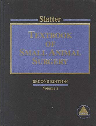Textbook of Small Animal Surgery (Two-Volume Set) Cover