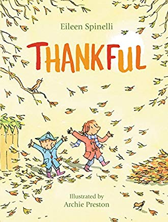Thankful Cover