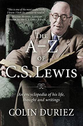 The A-Z of C.S. Lewis: An Encyclopaedia of His Life, Thought, and Writings Cover