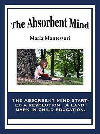 The Absorbent Mind Cover