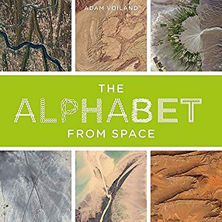 The Alphabet From Space Cover