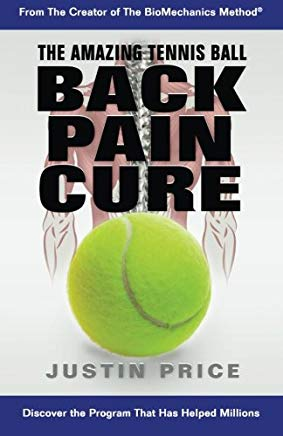 The Amazing Tennis Ball Back Pain Cure Cover