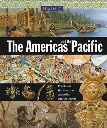 The Americas and the Pacific (History of the World) Cover