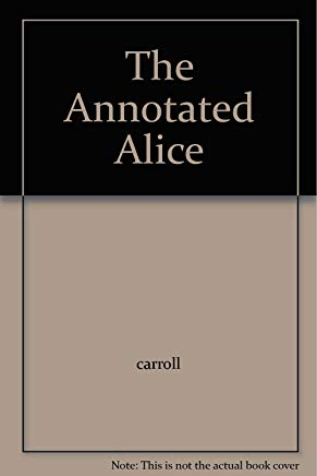 The Annotated Alice Cover