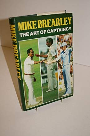 The Art of Captaincy Cover