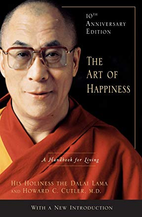 The Art of Happiness, 10th Anniversary Edition: A Handbook for Living Cover