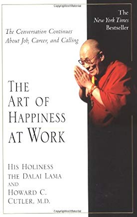 The Art of Happiness at Work Cover