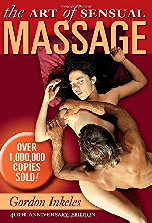 The Art of Sensual Massage Book and DVD Set: 40th Anniversary Edition Cover
