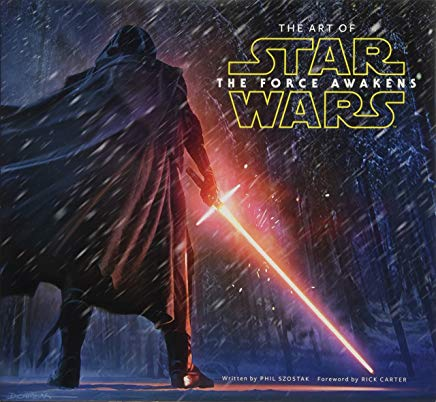 The Art of Star Wars: The Force Awakens Cover