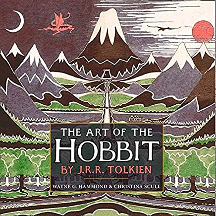The Art of the Hobbit Cover