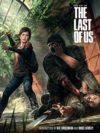 The Art of The Last of Us Cover