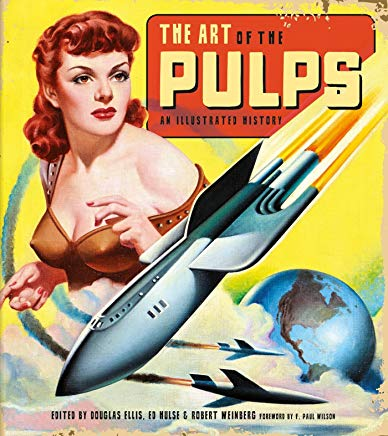 The Art of the Pulps: An Illustrated History Cover