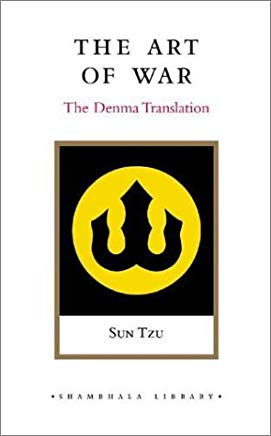 The Art of War: The Denma Translation Cover