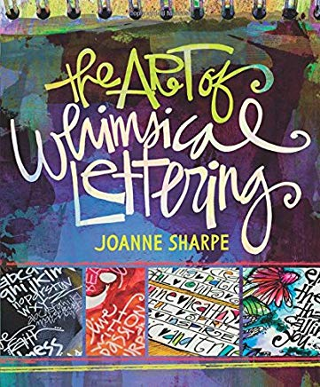 The Art of Whimsical Lettering Cover