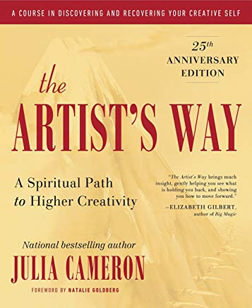 The Artist's Way: 25th Anniversary Edition Cover