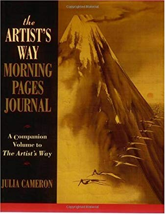 The Artist's Way Morning Pages Journal Cover