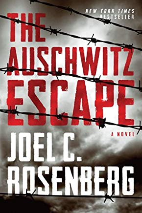 The Auschwitz Escape Cover