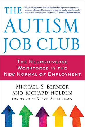 The Autism Job Club: The Neurodiverse Workforce in the New Normal of Employment Cover