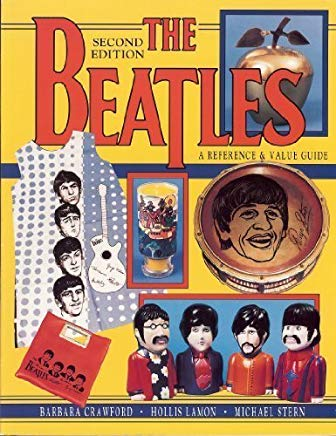 The Beatles: A Reference & Value Guide by Barbara Crawford (1998-08-04) Cover