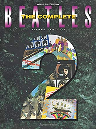 The Beatles Complete - Volume 2 (Complete Beatles) Cover