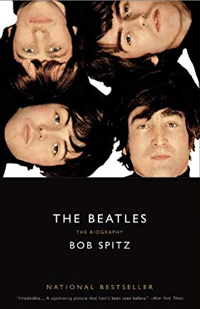 The Beatles: The Biography Cover