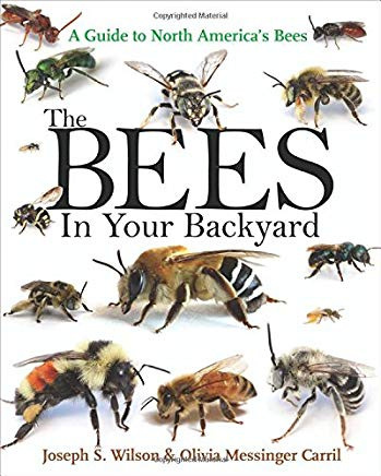 The Bees in Your Backyard: A Guide to North America's Bees Cover