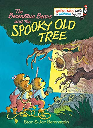The Berenstain Bears and the Spooky Old Tree Cover