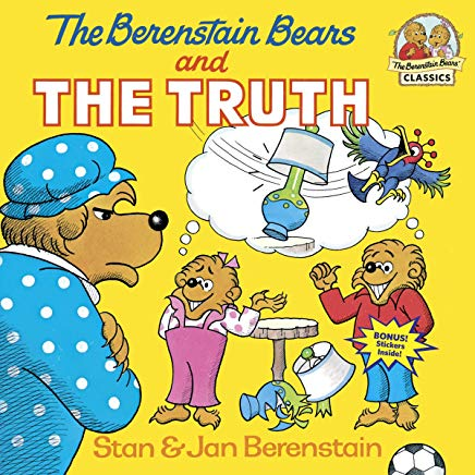 The Berenstain Bears and the Truth Cover