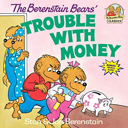 The Berenstain Bears' Trouble with Money Cover