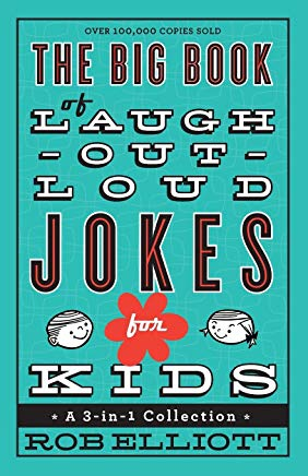 The Big Book of Laugh-Out-Loud Jokes for Kids: A 3-in-1 Collection Cover