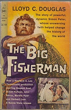 The Big Fisherman Cover