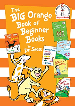 The Big Orange Book of Beginner Books (Beginner Books(R)) Cover