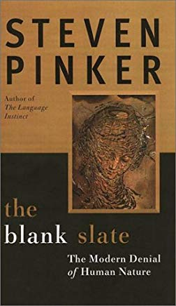 The Blank Slate: The Modern Denial of Human Nature Cover