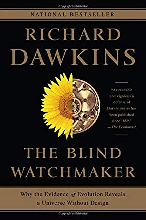 The Blind Watchmaker: Why the Evidence of Evolution Reveals a Universe without Design Cover