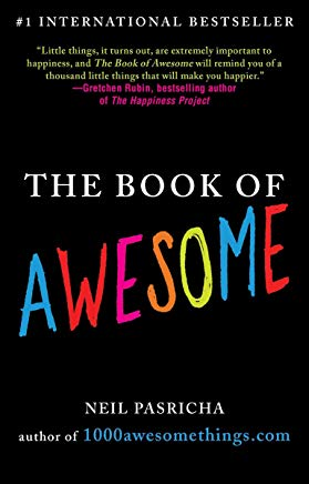 The Book of Awesome (The Book of Awesome Series) Cover
