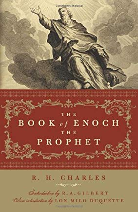 The Book of Enoch the Prophet Cover