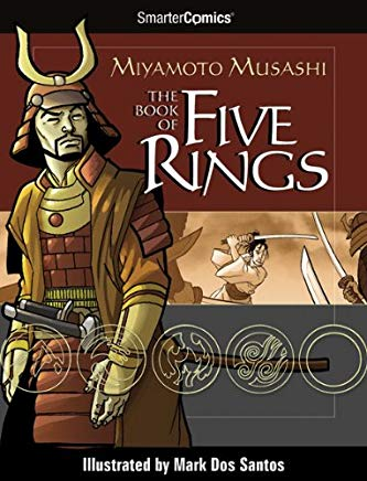 The Book of Five Rings from SmarterComics Cover