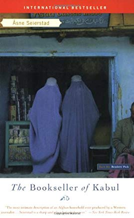 The Bookseller of Kabul Cover