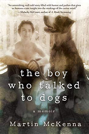The Boy Who Talked to Dogs: A Memoir Cover