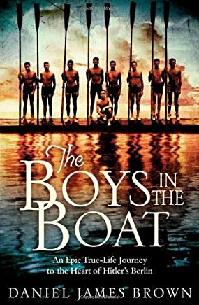 The Boys in the Boat by Brown, Daniel James (2013) Hardcover Cover