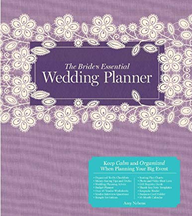 The Bride's Essential Wedding Planner: Deluxe Edition Cover