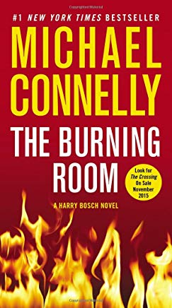 The Burning Room (Harry Bosch) Cover